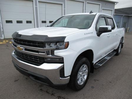 New 2020 Chevrolet Silverado 1500 Crew Cab 4x4 LT / Short Box Four Wheel Drive Pick up