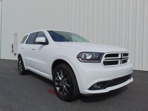 Certified Pre-Owned 2018 Dodge Durango GT All Wheel Drive SUV