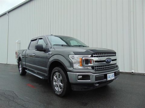 2018 Ford F150 4x4 - Supercrew XLT - 157 WB