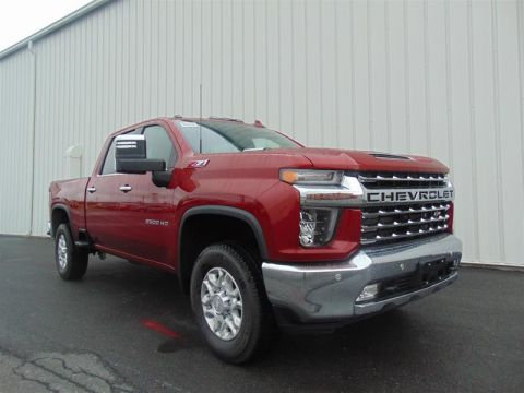 New 2020 Chevrolet Silverado 2500 New Crew 4x4 LTZ Standard Box Pick up - Demo
