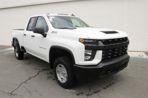 New 2020 Chevrolet Silverado 2500 New Double 4x4 WT Standard Box Four Wheel Drive Pick up