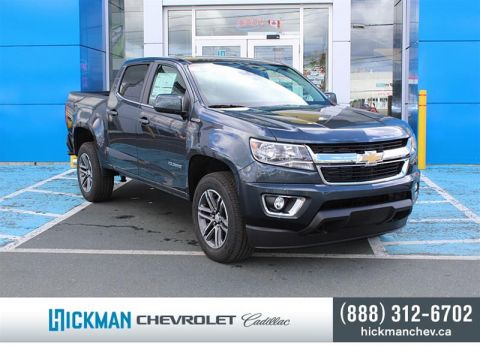 New 2019 Chevrolet Colorado Crew 4x4 LT / Short Box Four Wheel Drive Pick up