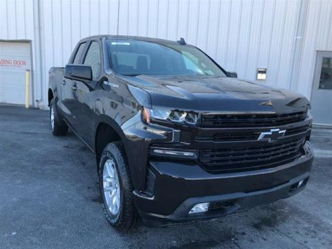 New 2020 Chevrolet Silverado 1500 Double Cab 4x4 Rst / Standard Box Four Wheel Drive Pick up