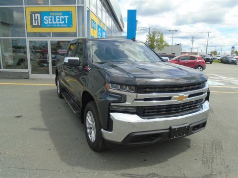 New 2019 Chevrolet Silverado 1500 New Crew Cab 4x4 LT / Short Box Four Wheel Drive Pick up