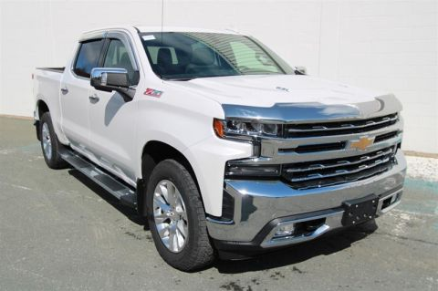 2019 Chevrolet Silverado 1500 New Crew Cab 4x4 LTZ / Short Box
