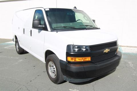 Certified Pre-Owned 2018 Chevrolet Express Cargo 2500 135