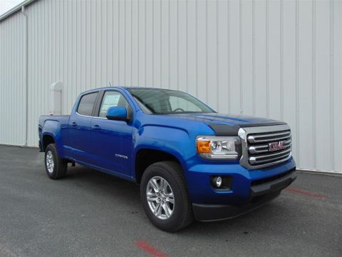 2020 GMC Canyon Crew 4x4 SLE / Long Box