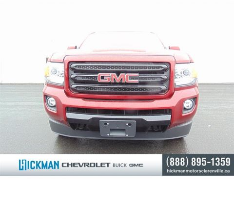 2019 GMC Canyon Crew 4x4 All Terrain / Long Box