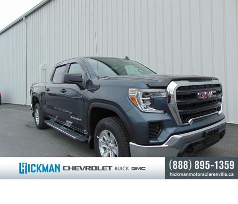 New 2019 GMC Sierra 1500 New Crew 4x4 Base / Short Box Four Wheel Drive Pick up