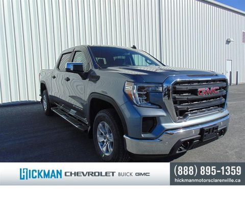 2019 GMC Sierra 1500 New Crew 4x4 Base / Short Box
