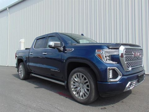 2019 GMC Sierra 1500 New Crew 4x4 Denali / Short Box