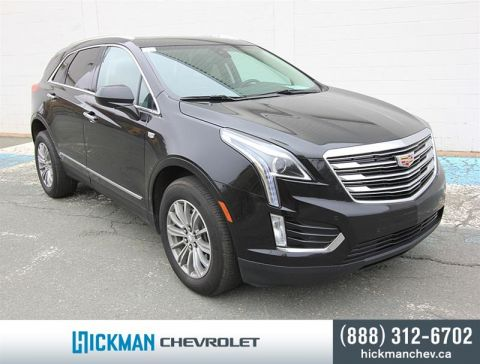 Certified Pre-Owned 2019 Cadillac XT5 AWD Luxury All Wheel Drive Crossover