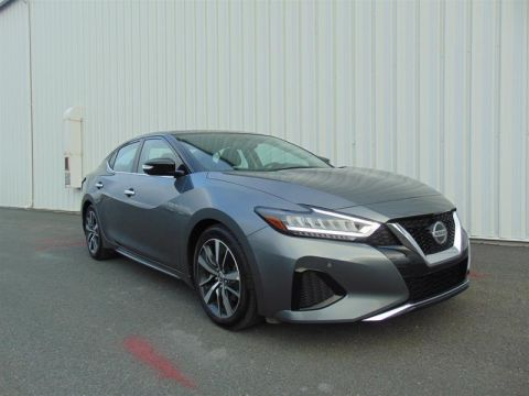 Certified Pre-Owned 2019 Nissan Maxima SL CVT 4-Door Sedan