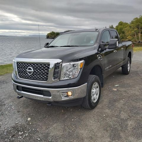 Certified Pre-Owned 2018 Nissan Titan Crew Cab XD SV 4x4 Pick up