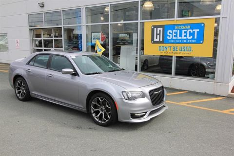 Pre-Owned 2018 Chrysler 300 S Rear Wheel Drive 4-Door Sedan