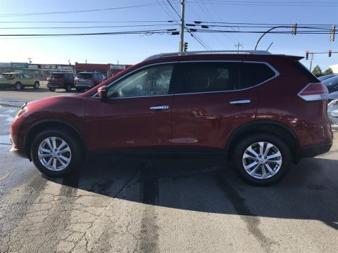 Pre-Owned 2016 Nissan Rogue SV AWD CVT Crossover