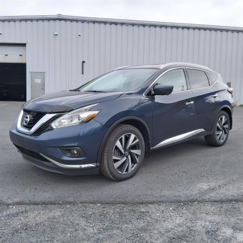 Certified Pre-Owned 2016 Nissan Murano Platinum AWD CVT All Wheel Drive SUV