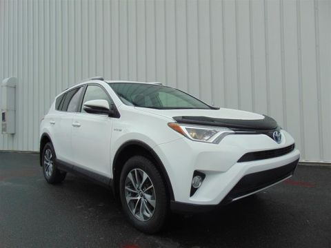 Certified Pre-Owned 2016 Toyota RAV4 Hybrid XLE All Wheel Drive Crossover