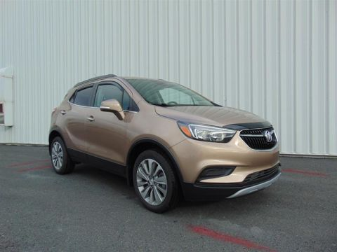 New 2019 Buick Encore AWD Preferred All Wheel Drive Crossover