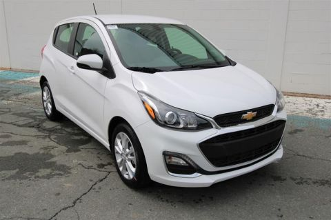 New 2020 Chevrolet Spark 1LT - CVT Front Wheel Drive 5-Door Hatchback - Demo